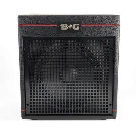 "BG GAIA30 Усилитель басовый комбо, 30 Вт, 10"", High/Low Input, Bass, Middle, Treble, Master, Phones,"