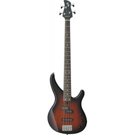YAMAHA TRBX174 VIOLIN SUNBURST бас-гитара, корпус - ольха, гриф - клен, накладка на гриф - палисандр, 24 лада, 2 звукоснимателя P/J-style, хромированные колки/бридж, цвет VIOLIN SUNBURST