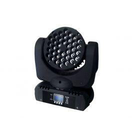 BIG DIPPER LM108 Моторизированный светодиодный прожектор заливающего света RGBW 36*3 Вт