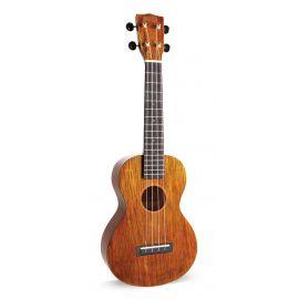 MAHALO MH2VNA Укулеле концертная с чехлом, струны Aquila, цвет Vintage Natural, серия Hano