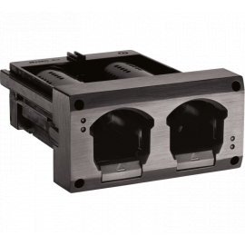 SHURE AXT902 Зарядный модуль для аккумулятора для 2 шт. AXT920 для рэковых зарядных станций AXT900 или SBRC