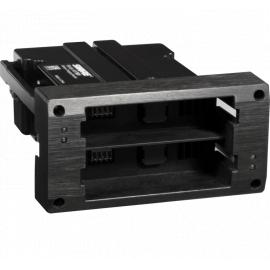 SHURE AXT901 Зарядный модуль для аккумулятора для 2 шт. AXT910 для рэковых зарядных станций AXT900 или SBRC