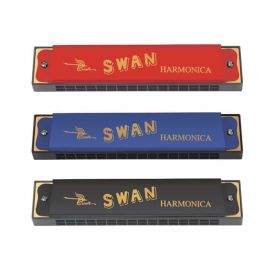 SWAN SW16-2 Губная гармошка тремоло