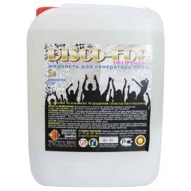 SINTEZ AUDIO DF FOAM PARTY Жидкость 5 литров для генераторов пены на водной основе; концентрат 1:49