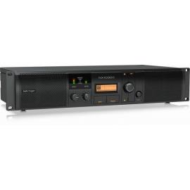 BEHRINGER NX1000D усилитель 2-канальный. DSP Мощность пик. 2 x 500Вт•2Ω/300Вт•4Ω/160Вт•8Ω, мост 1000Вт•4Ω/620Вт•8Ω, Speakon/комбо-XLR, кроссовер
