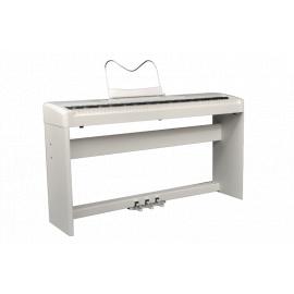 RINGWAY RP-35 W Цифровое пианино. Клавиатура: 88 полноразмерных динам. молоточк. клавиш. Стойка S-25