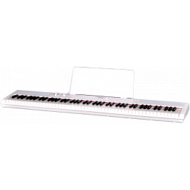 ARTESIA PE-88 White Цифровое фортепиано ,Количество клавиш 88,Тип клавиатура, Динамическая взвешенная