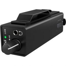 BEHRINGER P2 усилитель наушников in-ear-мониторной системы. Ультра-компактный и легкий дизайн. Входной разъем XLR и TRS с фиксатором. Контроль уровня с переключателем вкл/выкл