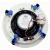 """SVS Audiotechnik SC-206 Громкоговоритель потолочный 6.5"""", 15/30 Вт, 8 Ом, 70/100В, 86дБ, 70-18000Гц, монтажное отверстие диам 202мм, габариты: диаметр 233мм, высота 95мм"""