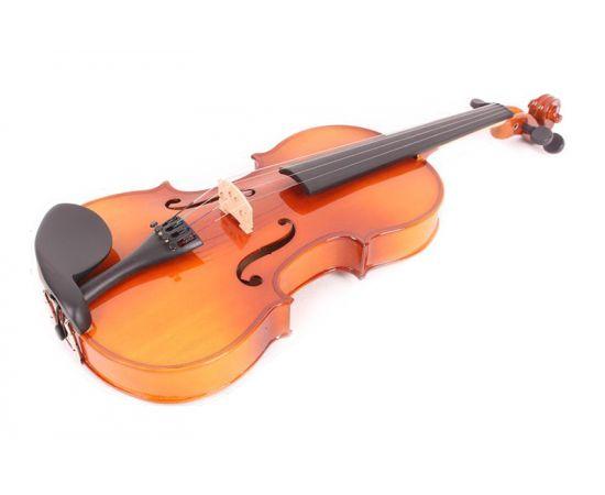 MIRRA VB-310-1/2 Скрипка 1/2 в футляре со смычком.Верхняя дека: массив ели.