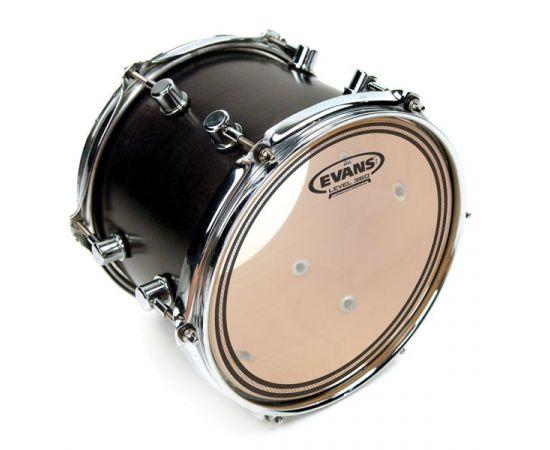 """EVANS TT12EC2S EC2 Clear Пластик для малого, том и тимбалес барабана 12"""""""