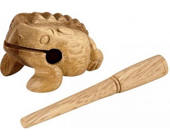 NINO517 Гуиро-лягушка, деревянный, мини, Nino Percussion