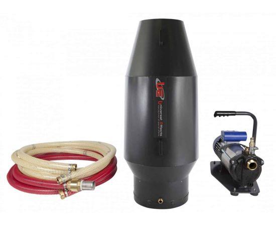 UE POWER HEAD JET-FOAM 350 Насадка для создания пены для базы ST-350 с насосом и шлангами PFPFJF 001