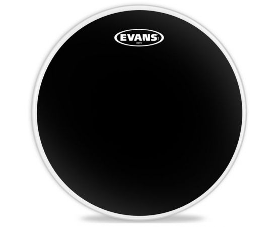 "EVANS B10ONX2 Onyx Пластик для малого, тимбалес и том барабанов 10"""