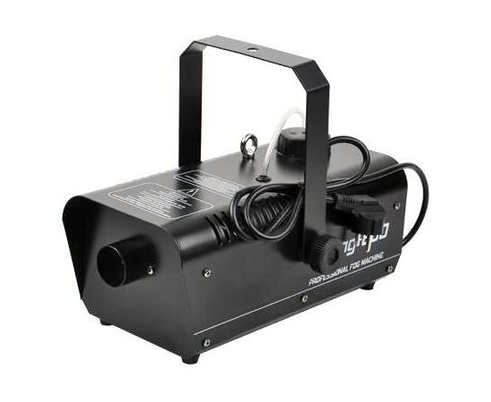 LED STAR GK002B Генератор дыма 700Вт, проводной и радио пульт управления, бак для жидкости 0,9л