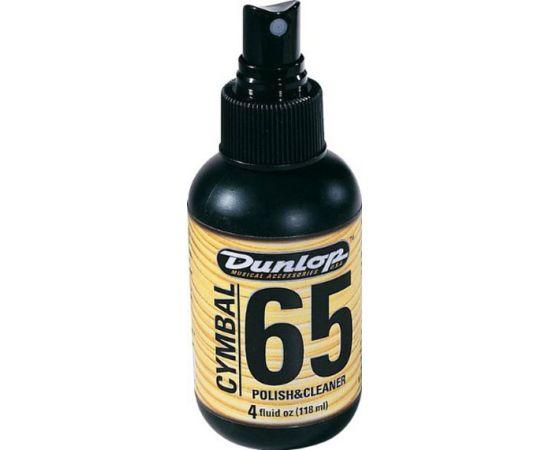 DUNLOP 6434 Cymbal 65 Cleaner жидкость для ежедневной чистки тарелок