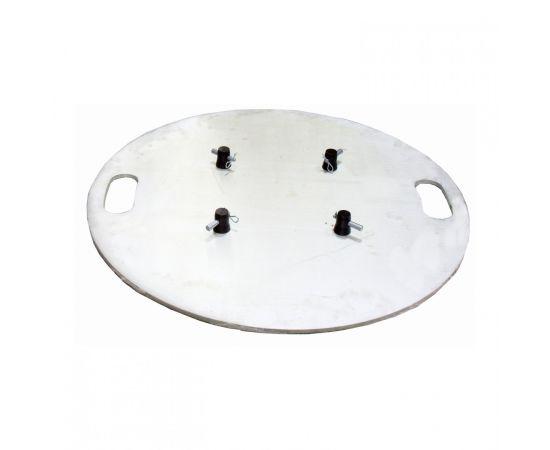 INVOLIGHT CP-800 площадка-основание круглая для тотема диаметр 800мм для квадратных ферм серии ISX29