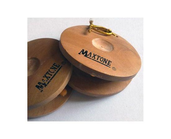 MAXTONE TC-27W Кастаньеты деревянные/пара/Maxtone