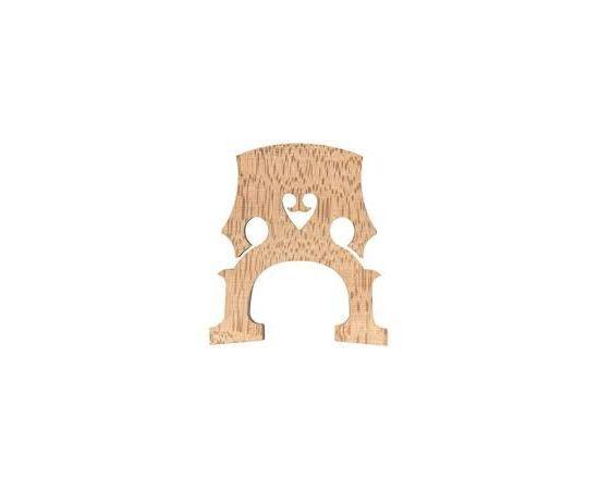 BRAHNER Подставка для струн виолончели 4/4 фигурная, материал-клен