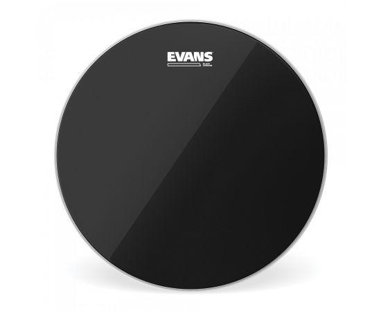 "EVANS TT18CHR пластик 18"" Black Chrom Clear"