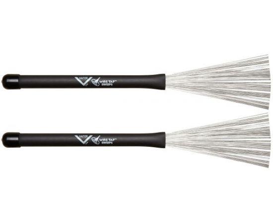 VATER VBSW Щётки металлические, металлическая телескопическая щетка, резиновая ручка