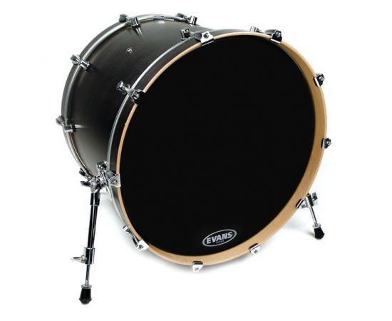 """EVANS BD22RBG Resonant Black Пластик для бас-барабана 22"""", резонансный, черный,"""
