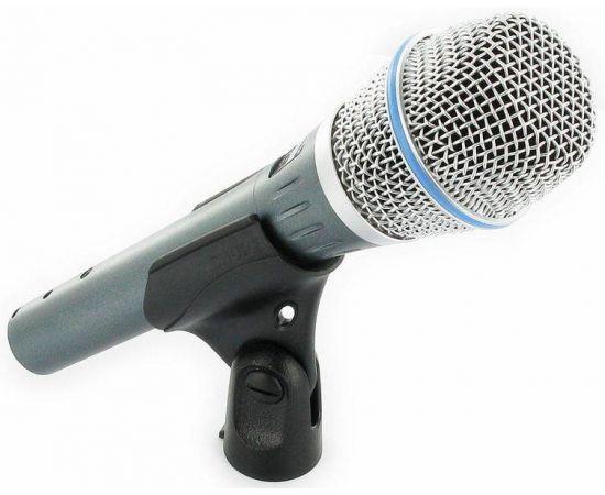 SHURE BETA 87A конденсаторный суперкардиоидный вокальный микрофон