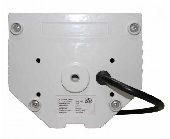 """SVS Audiotechnik WC-40W Звуковая колонна уличная, 4 динамика 5"""", мощность 40Вт, питание 70/100В, 90дБ, 200-10 000Гц, габариты: 145х123х575мм"""