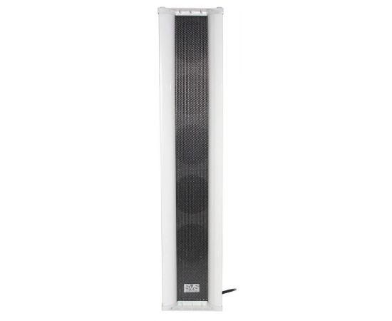 """SVS Audiotechnik WC-50W Звуковая колонна уличная, 5 динамиков 5"""", мощность 50Вт, питание 70/100В, 90дБ, 200-10 000Гц, габариты: 145х123х695мм"""