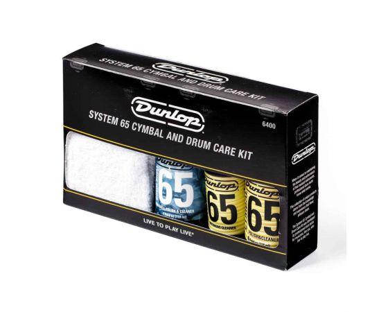 DUNLOP 6400 System 65 Набор средств для ухода за барабанной установкой