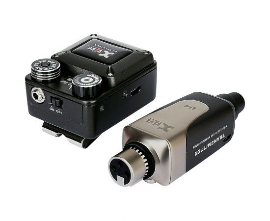 XVIVE U4 In-Ear Monitor Wireless System Set Беспроводная система внутриканального монитора