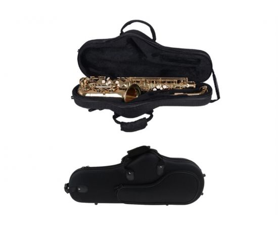 BRAHNER ASC-30/BK Кейс для саксофона-альт контурный