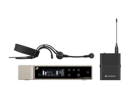 SENNHEISER EW-D ME3 SET (R4-9) Радиосистема с головным микрофоном, 552-607.8 МГц
