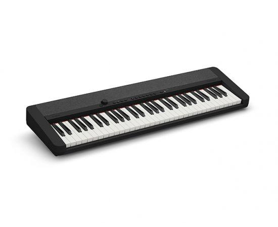CASIO CT-S1BK Цифровое пианино Light Piano с 61 клавишей фортепианного типа, комплект с педалью. Это абсолютно новый вид клавишных инструментов от CASIO. C одной стороны превосходно звучащее пианино, с другой - легкость и компактность синтезатора.